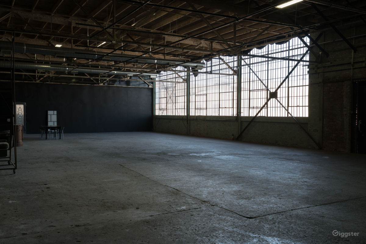Rent Large Warehouse Photography Film Studio Industrial Land