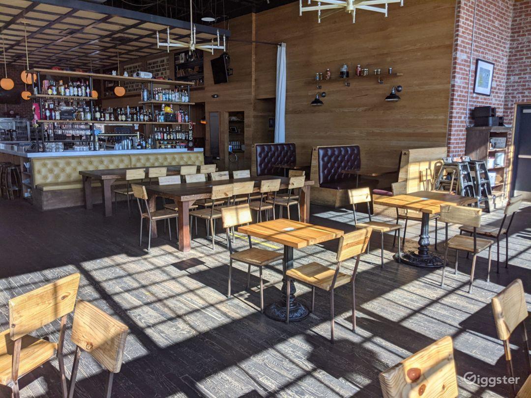 Industrial Style Bar & Restaurant Photo 1