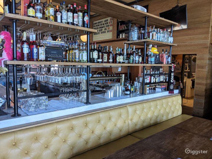 Industrial Style Bar & Restaurant Photo 3