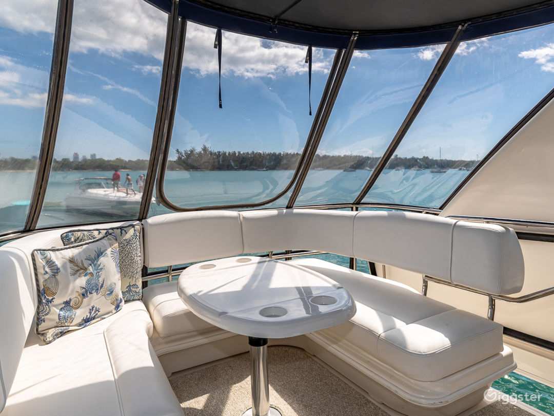 Phenomenal 50FT SEA RAY Fly Party Yacht Space Events -  Photo 1