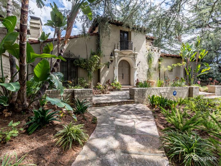 Old Hollywood Mansion No. 930