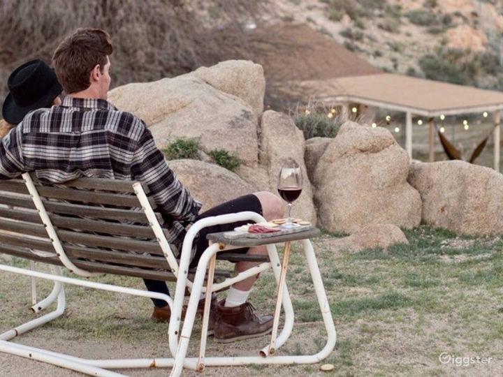 Stunning Desert Views at Peaceful Ranch House