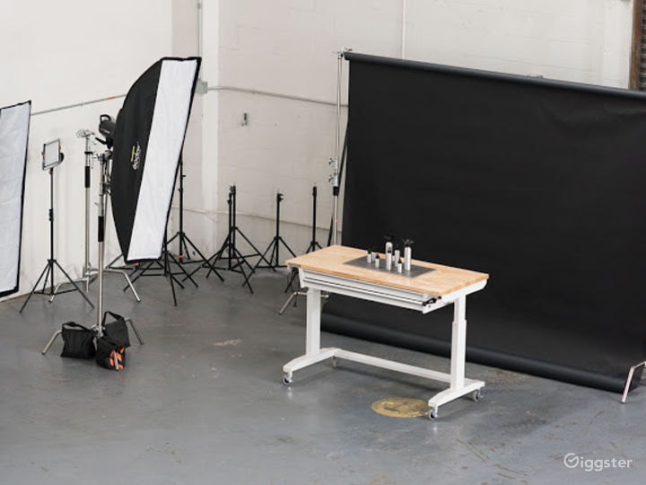 A Perfect Studio for Photography & Production Photo 4