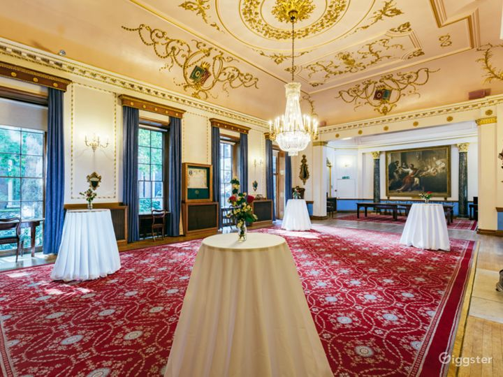 Classic Dining room in the City of London