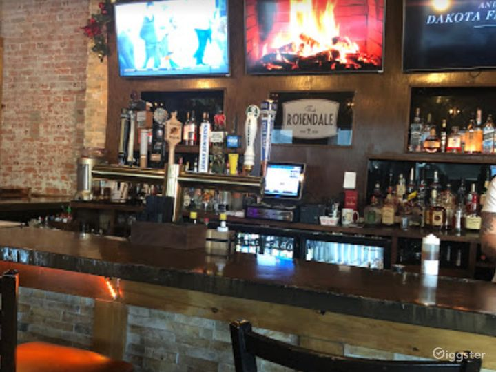 Vibrant Hangout Bar in a Modern Venue in Providence Photo 2