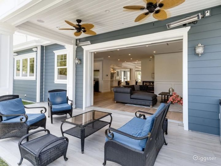 5 bedroom Cape Cod Glam Mansion with Pool and Spa Photo 4