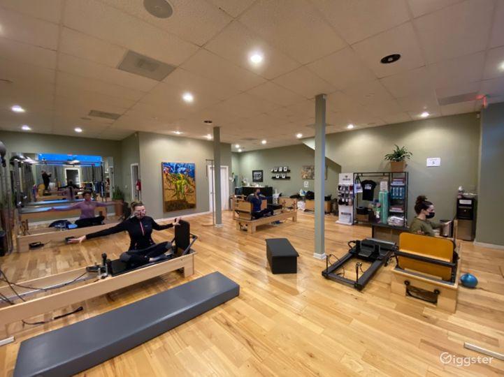 Bright and Airy Pilates Studio Photo 3