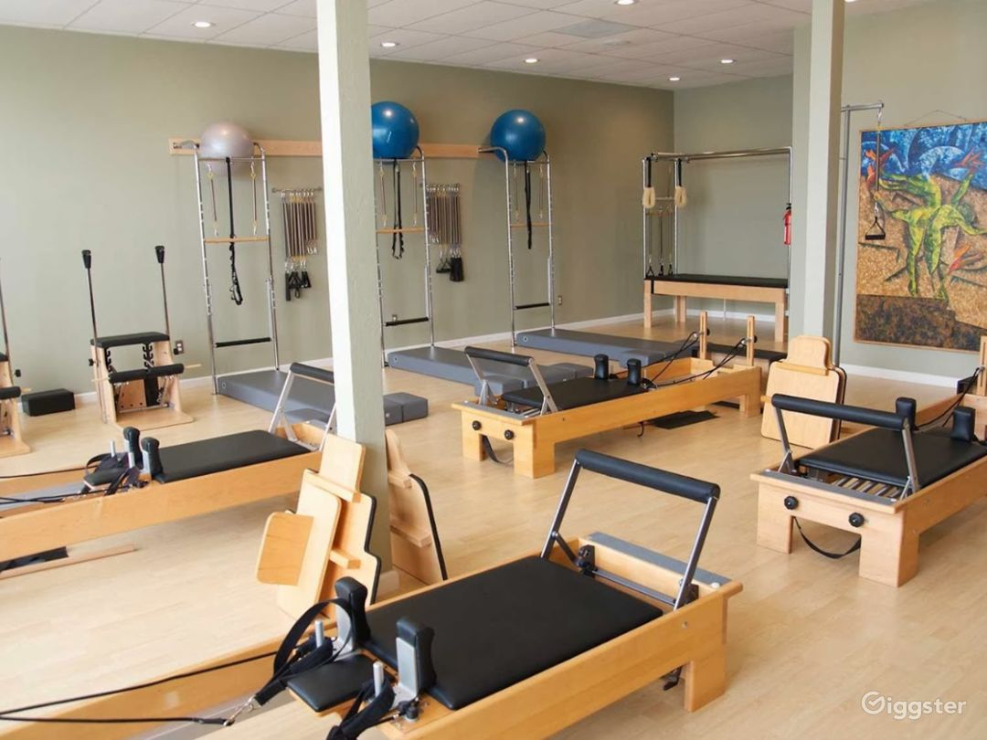 Bright and Airy Pilates Studio Photo 1