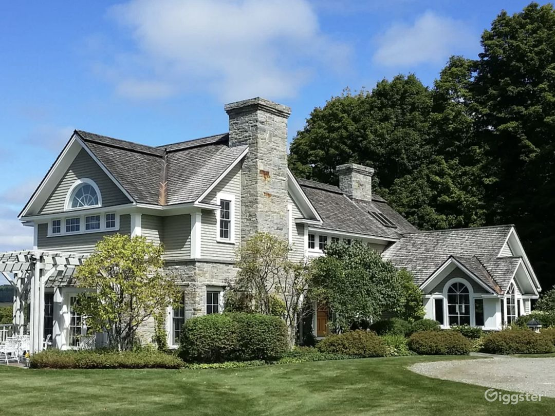 Vermont Home with Mountain Views  Photo 1
