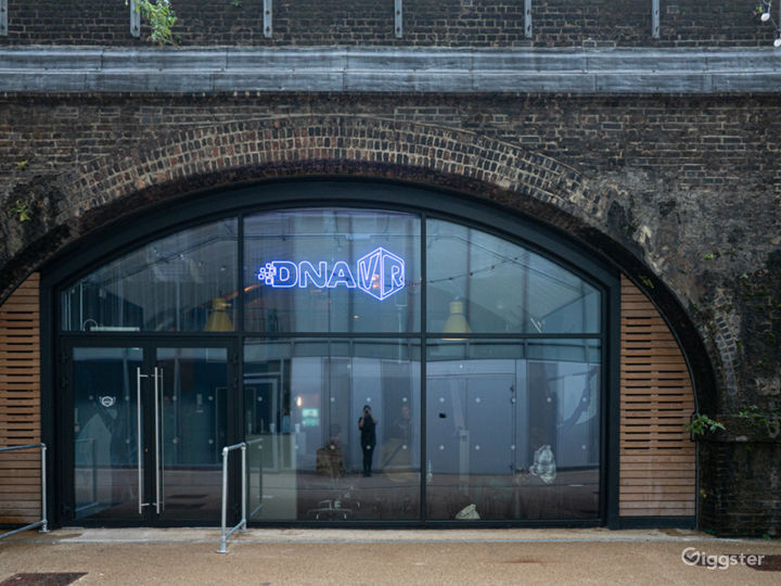 London's First VR Arcade at Battersea Power Station Photo 2