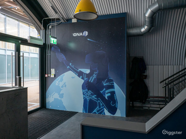 London's First VR Arcade at Battersea Power Station Photo 5