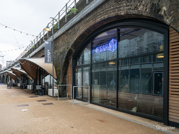 London's First VR Arcade at Battersea Power Station Photo 3