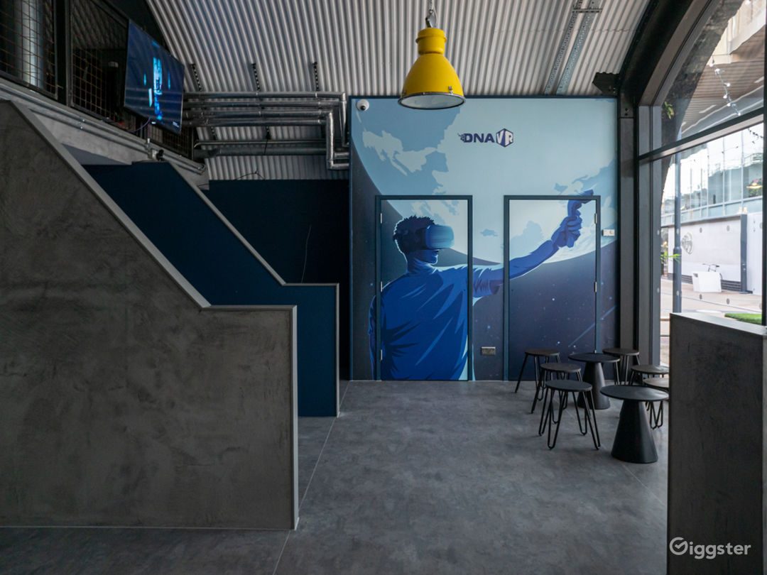 London's First VR Arcade at Battersea Power Station Photo 1