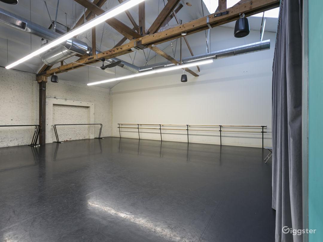 Industrial Dance Studio Photo 2