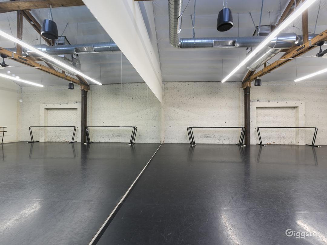 Industrial Dance Studio Photo 1