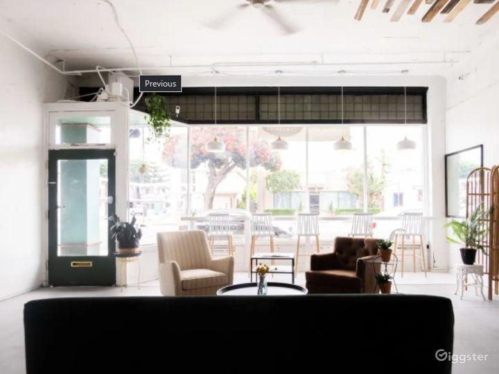 Midtown Sleek Open Concept Venue