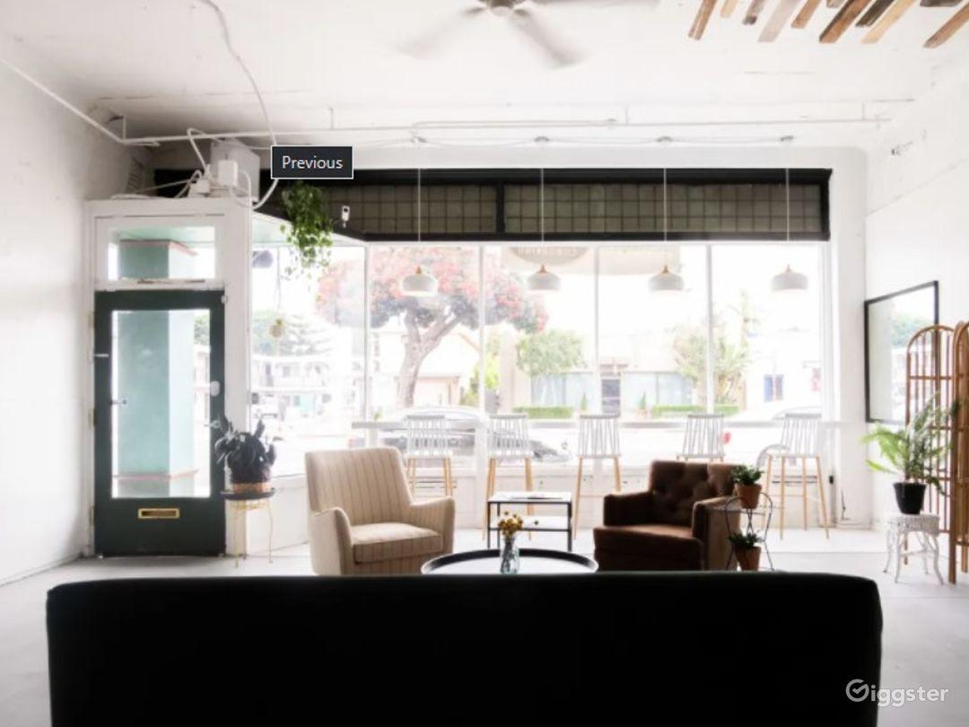 Midtown Sleek Open Concept Venue Photo 1