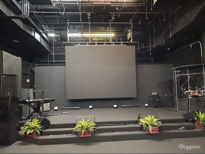 A Well-Lit Auditorium for Events in Hollywood Photo 4