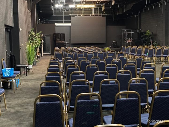 A Well-Lit Auditorium for Events in Hollywood Photo 2