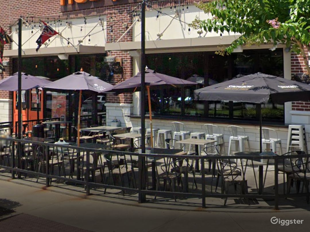 A Welcoming Outdoor Dining Space in Georgia Photo 1