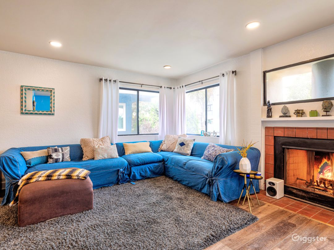 Huge Sectional Couch and Extra Seating Available Upon Request