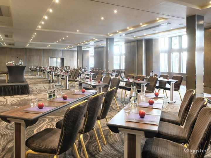 Smart Event Space in Bloomsbury Street, London Photo 2