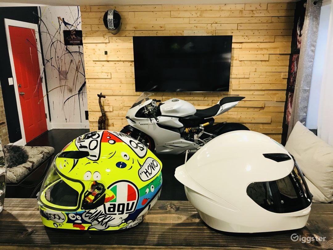 Ducati Panigale Super Bike