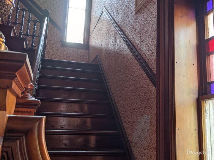 Ornate, Weathered Victorian Photo 4