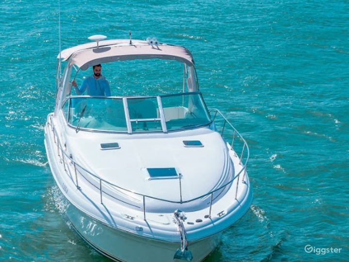 Wide and Winning 34FT  Sea Ray Sea Isle #2 Party Boat Space Events Photo 5