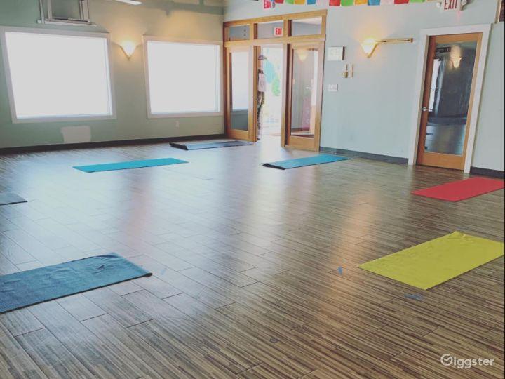 Boutique Yoga Studio in Roswell Photo 4