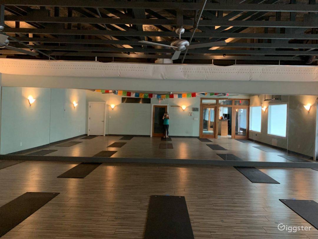 Boutique Yoga Studio in Roswell Photo 1