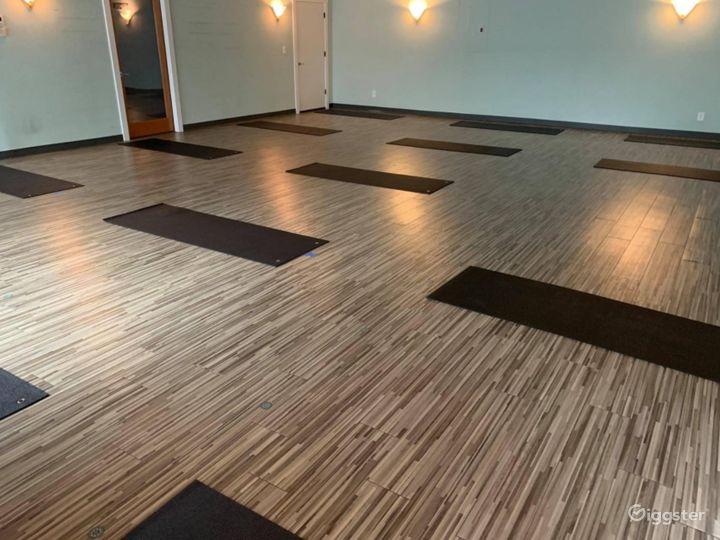 Boutique Yoga Studio in Roswell Photo 2