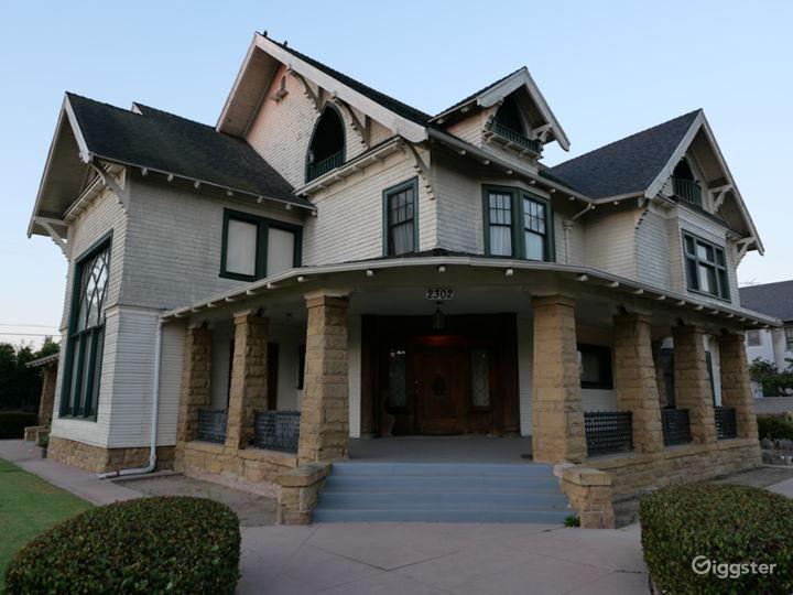Victorian Mansion Photo 5