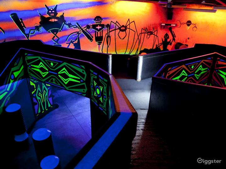High Tech Entertainment Center & Arcade Photo 4