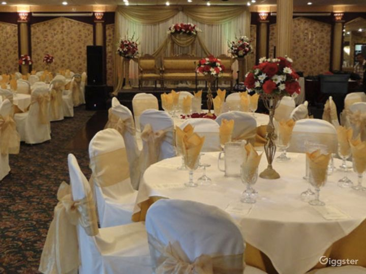 Wide and Classy Multifunctional Banquet Hall  Photo 5