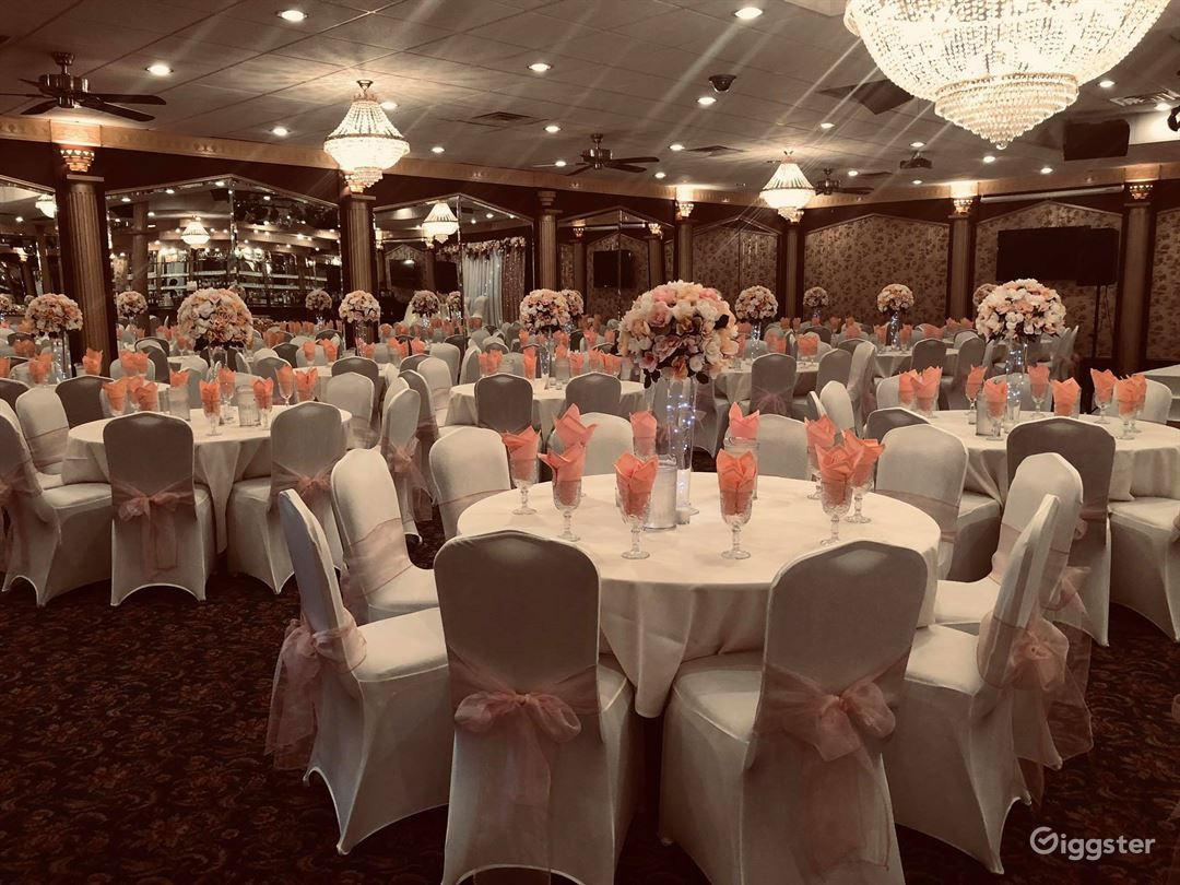 Wide and Classy Multifunctional Banquet Hall  Photo 1