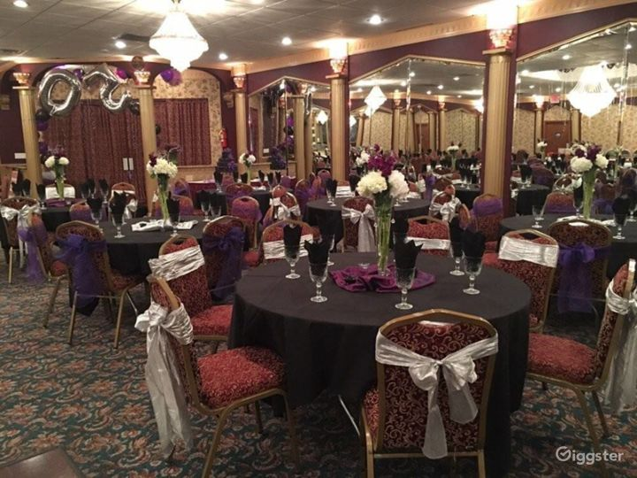 Wide and Classy Multifunctional Banquet Hall  Photo 2