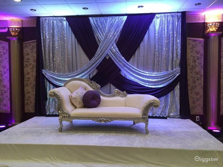 Wide and Classy Multifunctional Banquet Hall  Photo 4