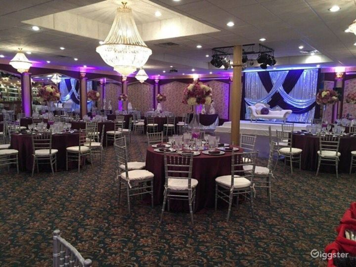 Wide and Classy Multifunctional Banquet Hall  Photo 3