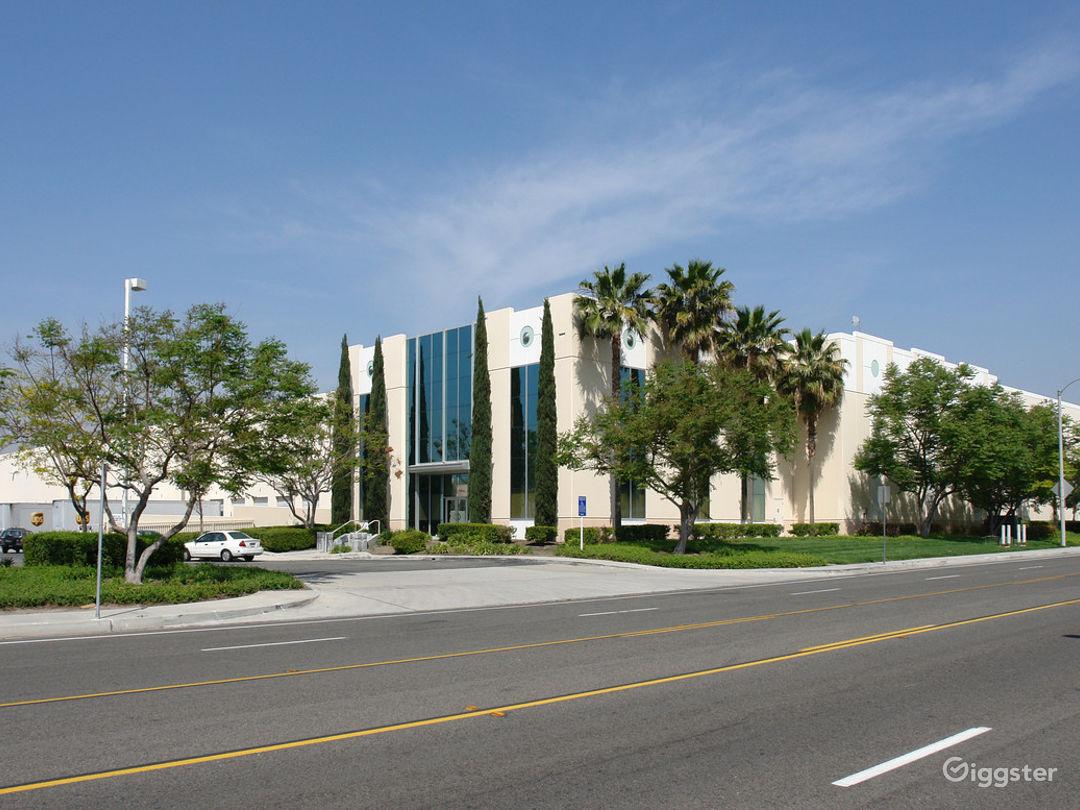 Modern Industrial Warehouse - Chino, CA Photo 1