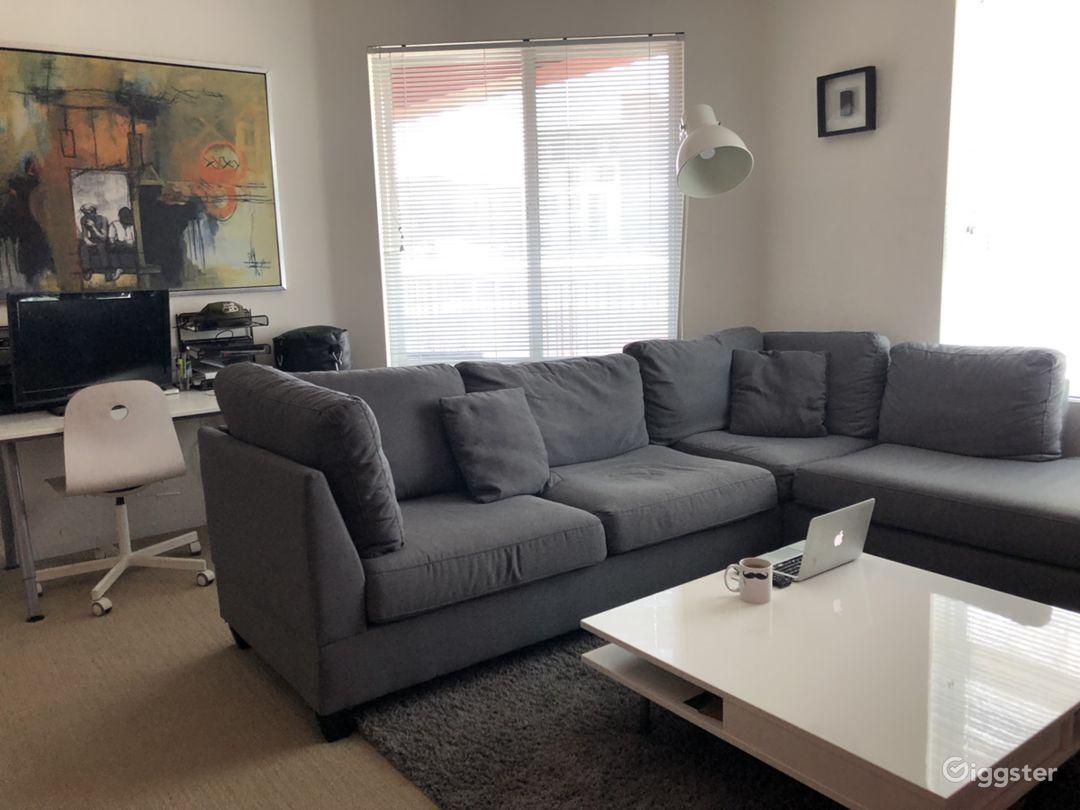 Livingroom CU