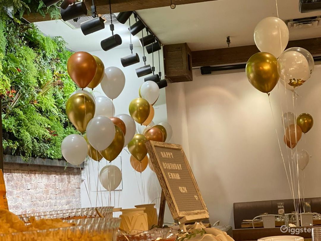 Novel Events and Parties at a Private Restaurant Photo 1