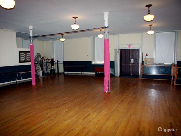 Historic school building: Location 3316 Photo 4