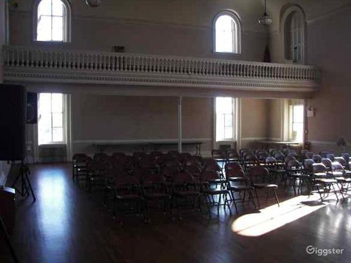 Historic school building: Location 3316 Photo 5