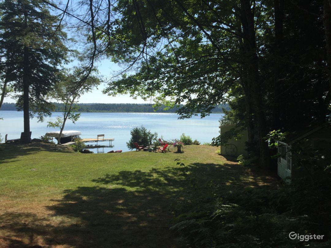 Lawn to lake