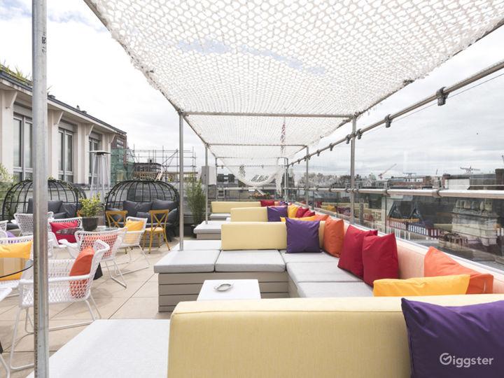 Luxurious Sky Terrace in London Photo 5