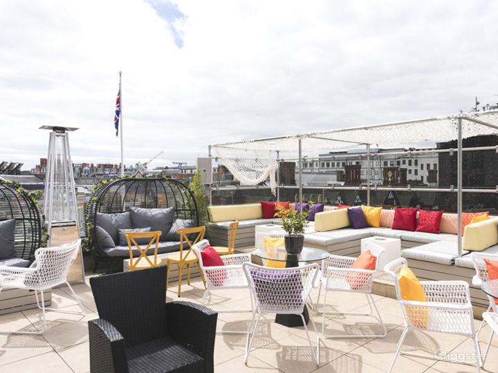 Luxurious Sky Terrace in London Photo 2