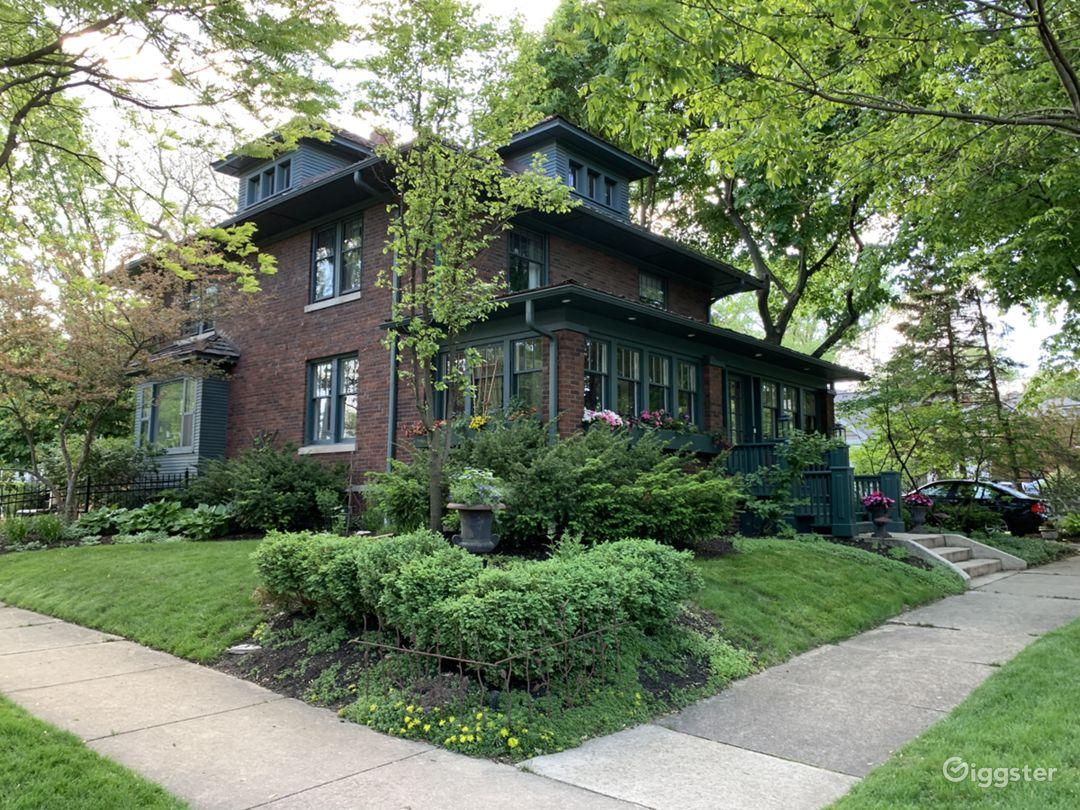 Charming turn of century brick home  Photo 2