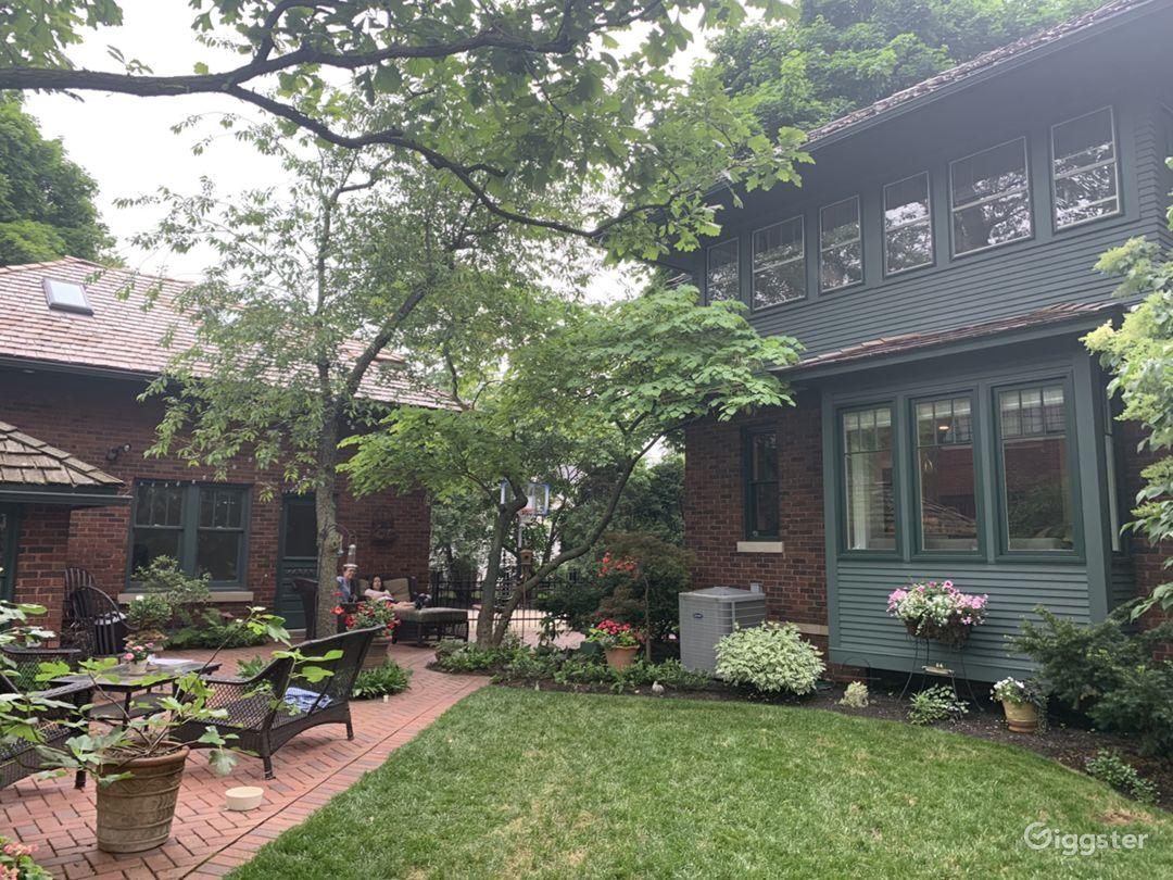 Charming turn of century brick home  Photo 4
