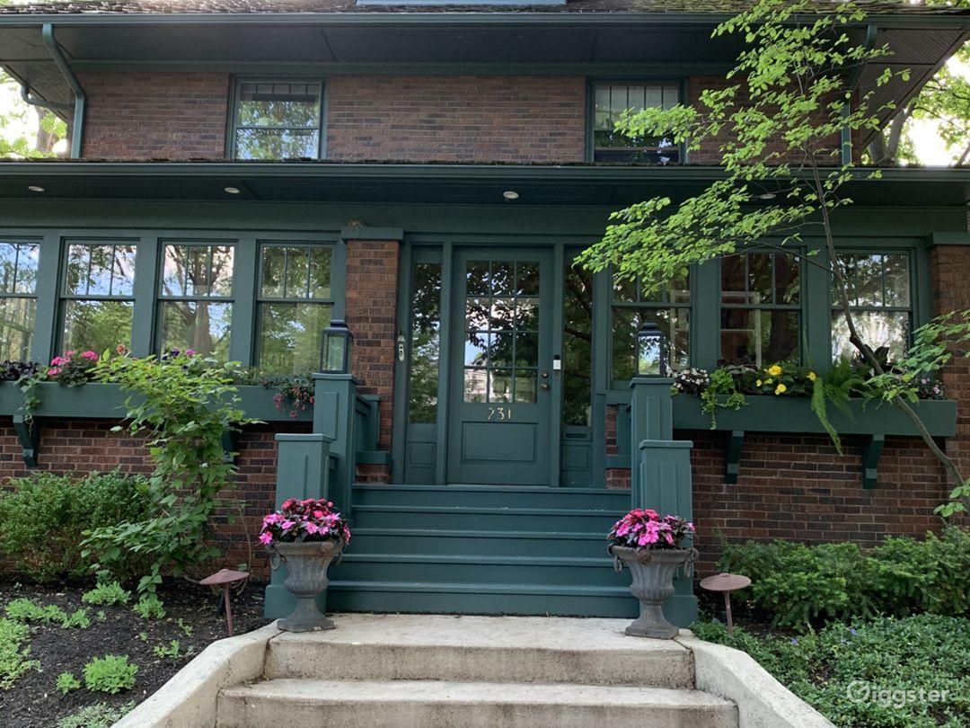 Charming turn of century brick home  Photo 1
